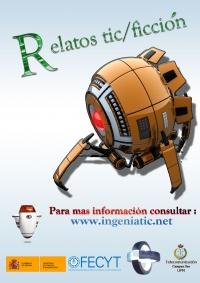 """Concurso de Relatos Cortos """"TIC2-Ficción"""""""