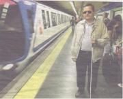 Sistema de guiado para invidentes en el metro