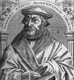 Aepinus, Franz