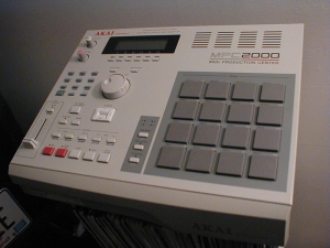 MPC ( MIDI Production center)