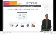 Software para la visualización 3D sin gafas
