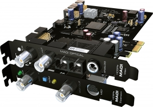 MADI.Multichannel Audio Digital Interface.