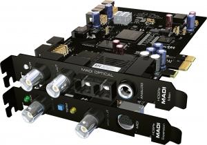 MADI.Multichannel Audio Digital Interface.