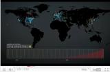 Crecimiento mundial del Sistema Operativo Android 2008-2011