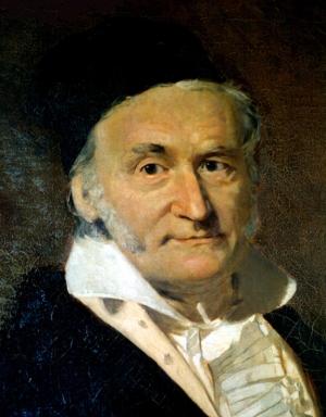 Gauss, Johann Carl Friedich