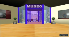 Entrada museo