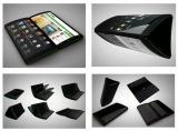 El móvil en el futuro: pantallas flexibles