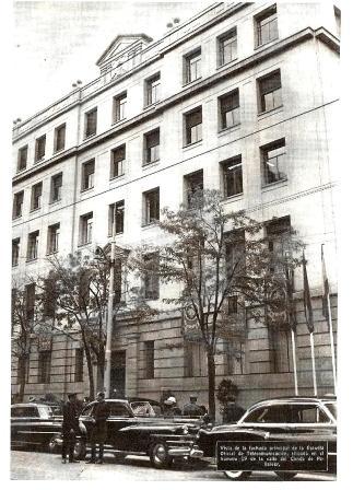 Escuela Oficial de Telecomunicación, Conde de Peñalver