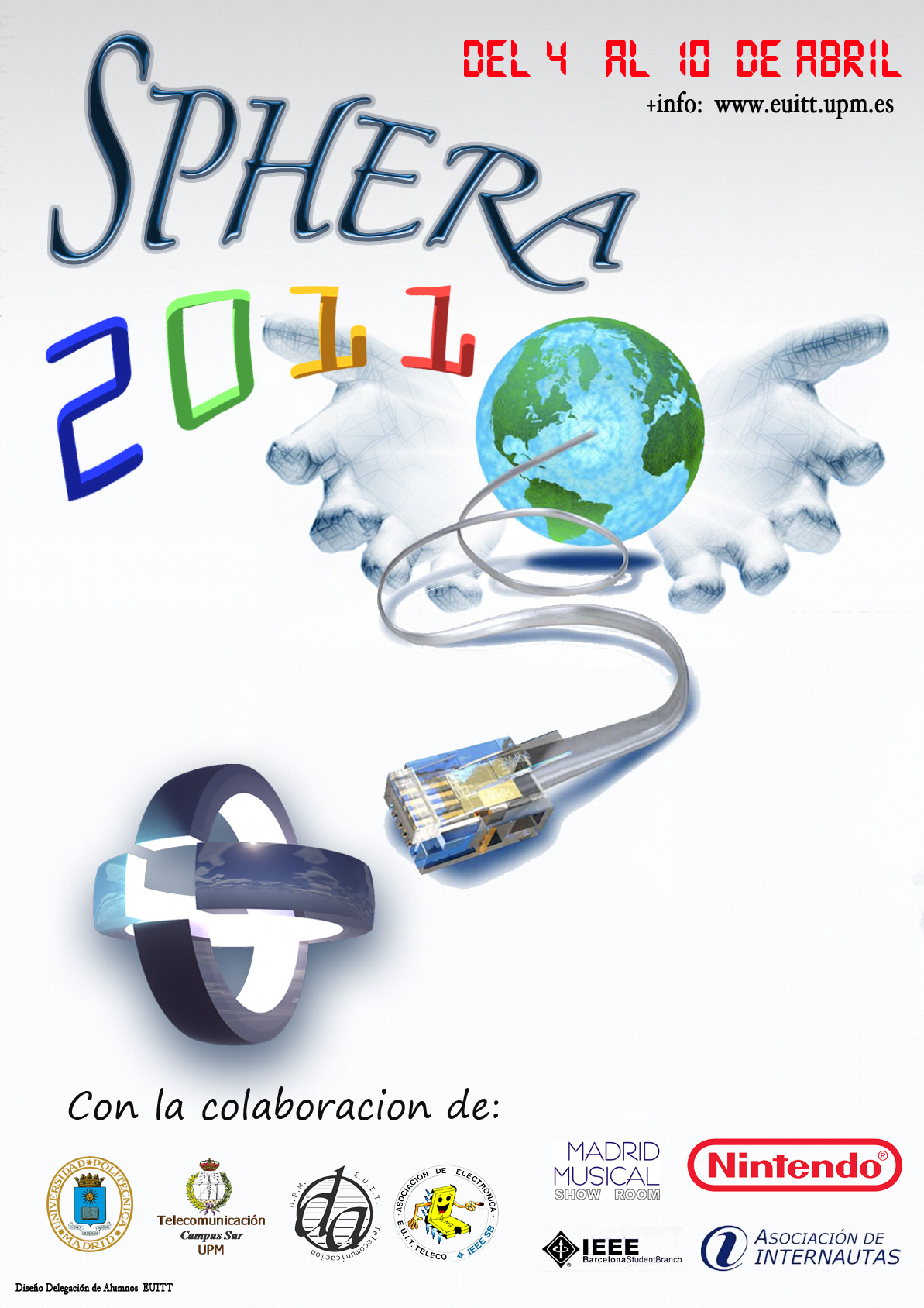 Cartel Sphera 2011
