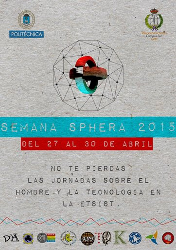 Cartel Sphera 2015