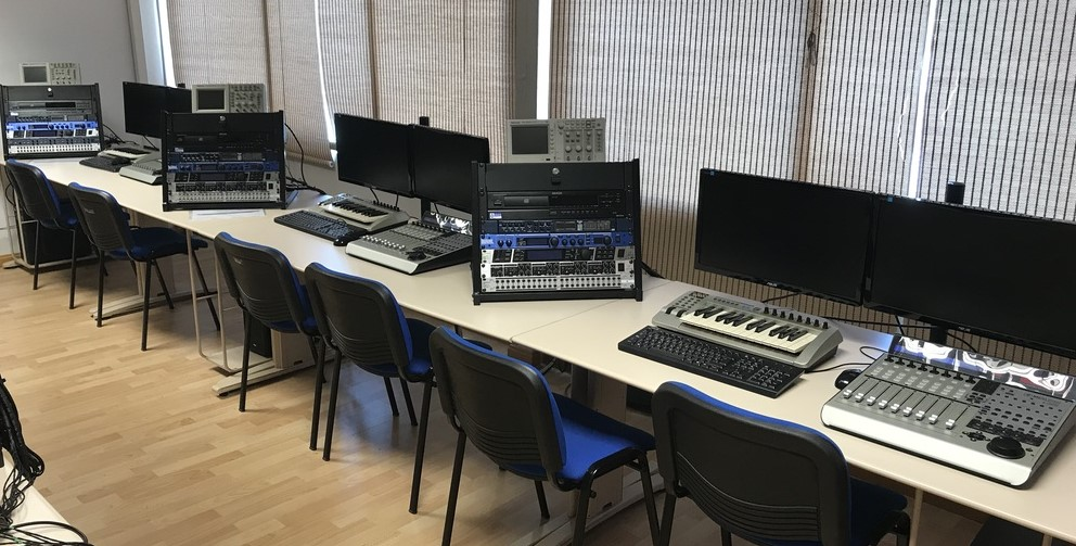 Laboratorio de Audio /Informática Musical