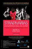 Cartel Stradivarias