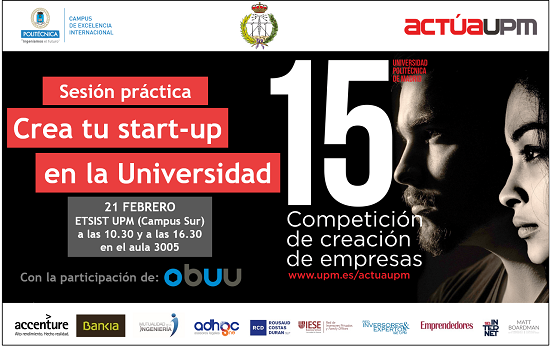 Crea tu start-up en la universidad