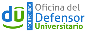 Logo Defensor Universitario