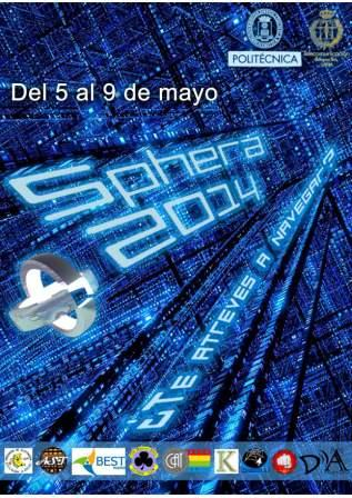 Cartel Sphera 2014